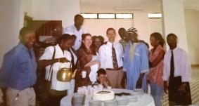 African church in Beirut 1997